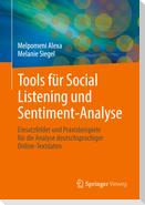Tools für Social Listening und Sentiment-Analyse