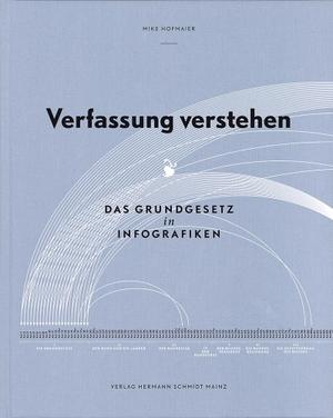 Mike Hofmaier. Verfassung verstehen - Das Grundgesetz in Infografiken. Verlag Hermann Schmidt, 2013.