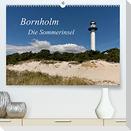 Bornholm - Die Sommerinsel (Premium, hochwertiger DIN A2 Wandkalender 2022, Kunstdruck in Hochglanz)