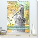 Sanssouci - Im Garten der Götter. Der andere Blick auf das Fontänenrondell (Premium, hochwertiger DIN A2 Wandkalender 2022, Kunstdruck in Hochglanz)
