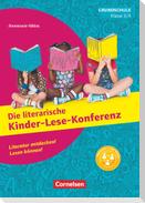 Klasse 3/4 - Die literarische Kinder-Lese-Konferenz