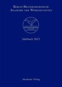 Jahrbuch 2012