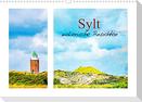 Sylt - malerische Ansichten (Wandkalender 2022 DIN A3 quer)