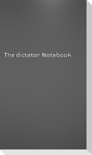 The dictator Creative journal blank notebook