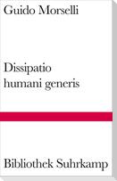 Dissipatio humani generis