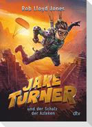 Jake Turner und der Schatz der Azteken
