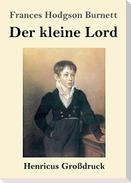 Der kleine Lord (Großdruck)