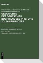 Das Kaiserreich 1871 - 1918