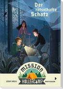 Mission Hollercamp Band 3 - Der rätselhafte Schatz