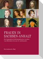 Frauen in Sachsen-Anhalt