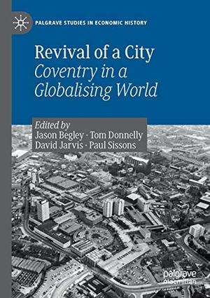 Begley, Jason / Tom Donnelly et al (Hrsg.). Reviva