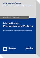 Internationale Printmedien - Joint Ventures