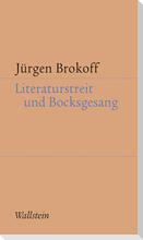 Literaturstreit und Bocksgesang
