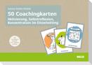 50 Coachingkarten Aktivierung, Selbstreflexion, Konzentration im Einzelsetting