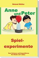 Anne und Peter