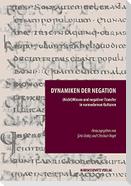 Dynamiken der Negation