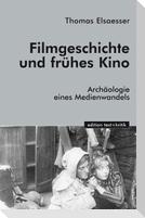 Filmgeschichte und frühes Kino