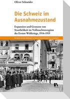 Die Schweiz im Ausnahmezustand