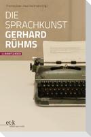 Die Sprachkunst Gerhard Rühms
