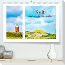 Sylt - malerische Ansichten (Premium, hochwertiger DIN A2 Wandkalender 2022, Kunstdruck in Hochglanz)