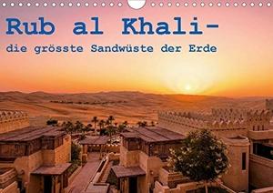 Daniel Rohr. Rub al Khali - die grösste Sandwüst