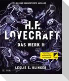 H. P. Lovecraft. Das Werk II