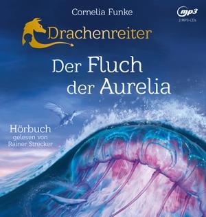 Funke, Cornelia. Drachenreiter - Der Fluch der Aurelia (2mp3 CD). Oetinger Media GmbH, 2021.