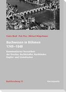 Buchwesen in Böhmen 1749-1848