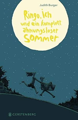 Burger, Judith. Ringo, ich und ein komplett ahnungsloser Sommer. Gerstenberg Verlag, 2021.