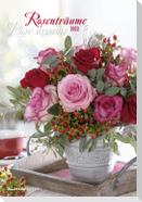 Rosenträume 2022 - Bildkalender 24x34 cm