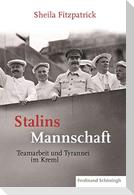 Stalins Mannschaft