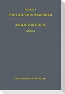 Anglia Pontificia - Subsidia I