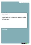Jugenddevianz - Gewalt an Berufsschulen in München