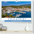 Chalkidiki - Griechenlands schönste Halbinsel (Premium, hochwertiger DIN A2 Wandkalender 2022, Kunstdruck in Hochglanz)