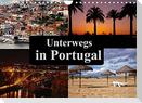 Unterwegs in Portugal (Wandkalender 2022 DIN A4 quer)