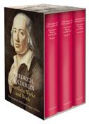 Friedrich Hölderlin: Sämtliche Werke und Briefe in drei Bänden