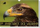 Im Jahreskreis der Wildbahn (Wandkalender 2021 DIN A4 quer)