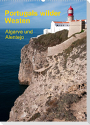 Portugals wilder Westen (Wandkalender 2022 DIN A2 hoch)