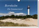 Bornholm - Die Sommerinsel (Wandkalender 2022 DIN A4 quer)