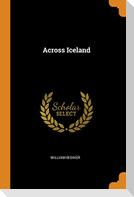 Across Iceland