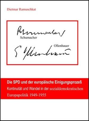 Ramuschkat, Dietmar. Die SPD und der europäische