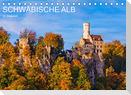 SCHWÄBISCHE ALB   W.Dieterich (Tischkalender 2022 DIN A5 quer)