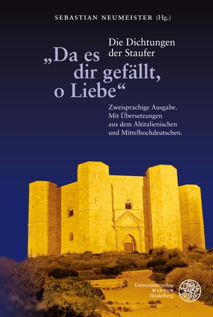 """Neumeister, Sebastian (Hrsg.). """"Da es dir gefällt"""