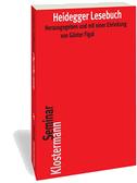 Heidegger Lesebuch