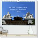 Im Park von Sanssouci Spaziergang durch die Jahreszeiten (Premium, hochwertiger DIN A2 Wandkalender 2022, Kunstdruck in Hochglanz)