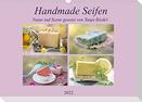 Handmade Seifen - Natur in Szene gesetztCH-Version  (Wandkalender 2022 DIN A3 quer)