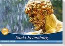Sankt Petersburg (Wandkalender 2022 DIN A3 quer)
