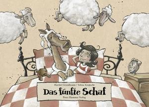Harriet Grundmann / Tobias Krejtschi. Das fünfte Schaf. Peter Hammer Verlag, 2008.