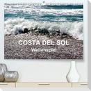 COSTA DEL SOL - Wellenspiel (Premium, hochwertiger DIN A2 Wandkalender 2021, Kunstdruck in Hochglanz)