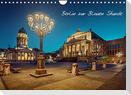 Die Blaue Stunde in Berlin (Wandkalender 2022 DIN A4 quer)